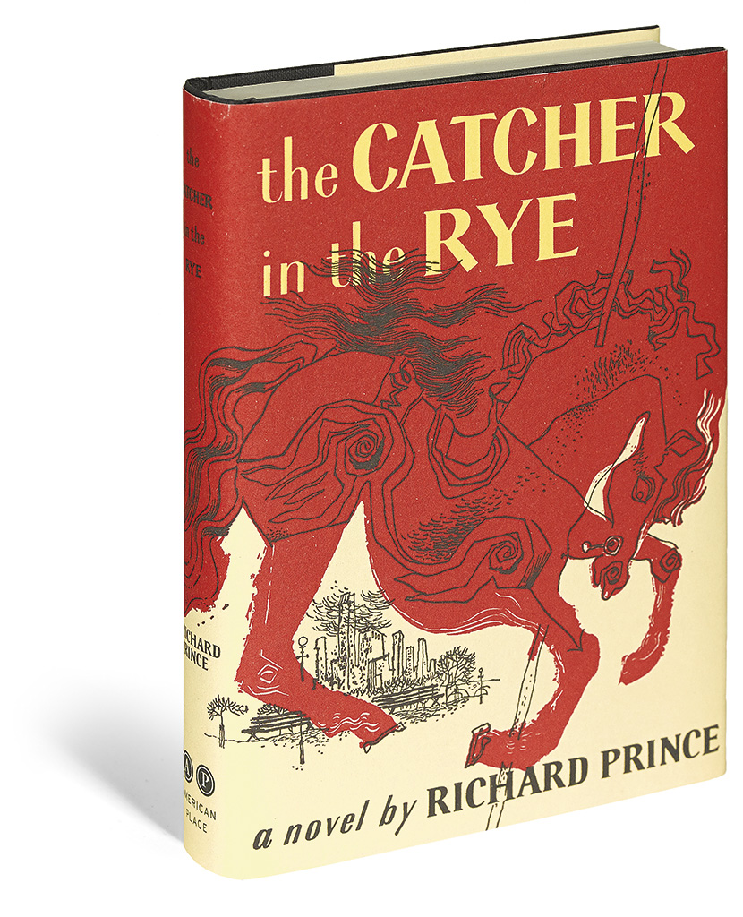 The Catcher in the Rye, or not?
