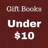 Gift books under $10