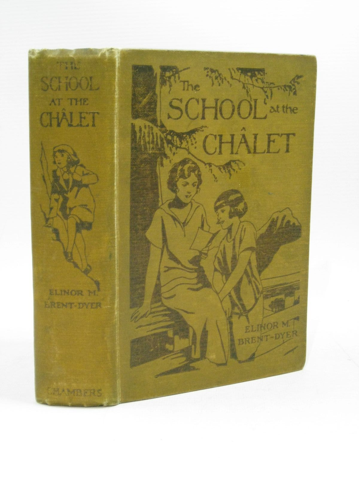 collectible copy of The School at the Chalet